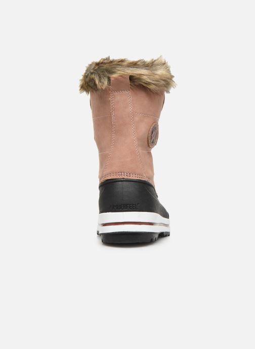 Chaussures de sport Kimberfeel Adriana 2 Rose vue droite