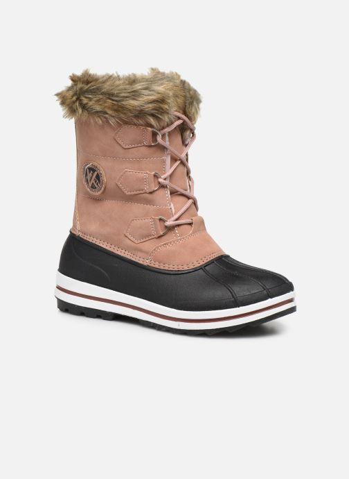 Sportssko Kimberfeel Adriana 2 Pink detaljeret billede af skoene