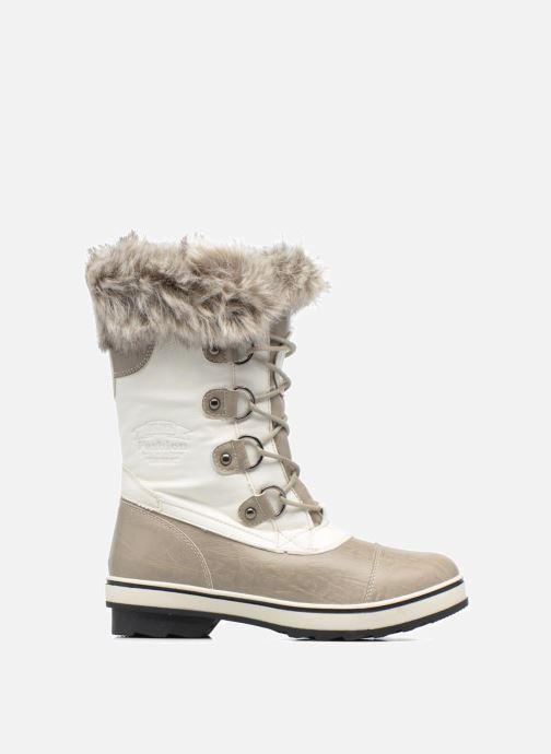 Chaussures de sport Kimberfeel Aponi Blanc vue derrière