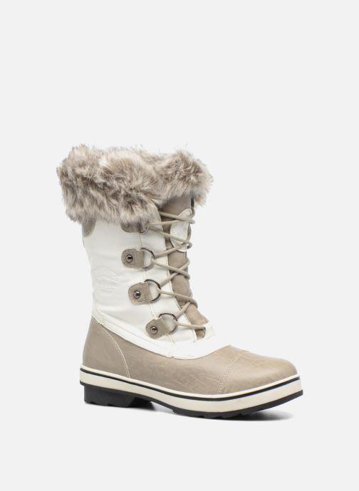 Chaussures de sport Kimberfeel Aponi Blanc vue détail/paire