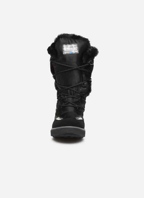 Chaussures de sport Kimberfeel Paloma Noir vue portées chaussures