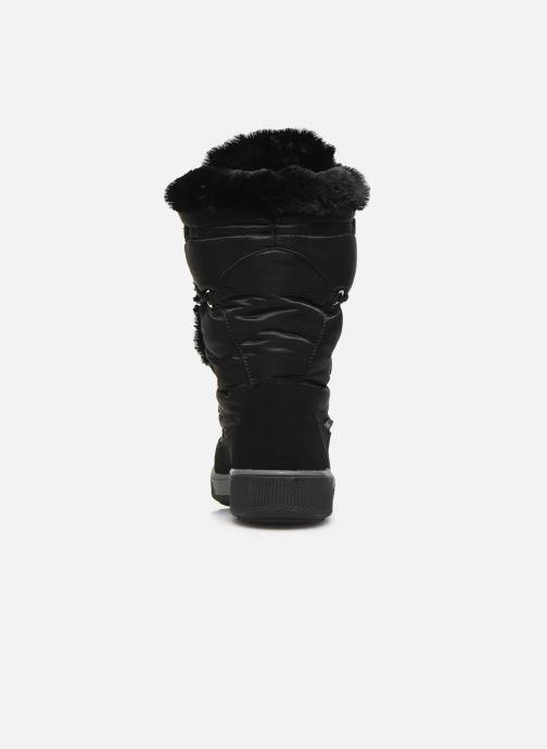 Zapatillas de deporte Kimberfeel Paloma Negro vista lateral derecha