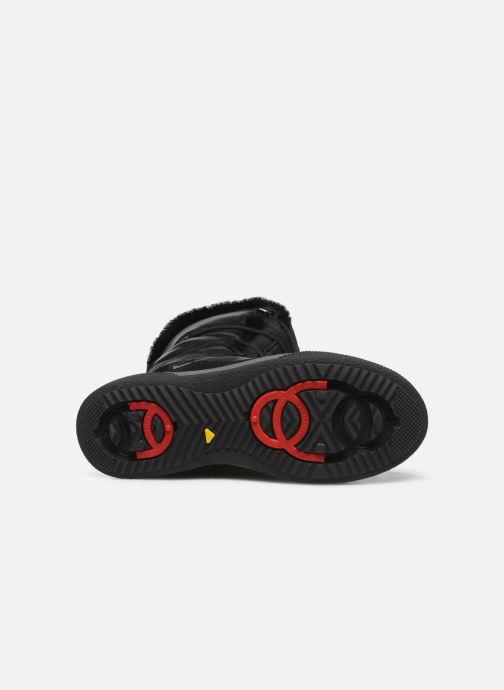 Zapatillas de deporte Kimberfeel Paloma Negro vista de arriba