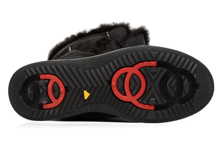 Chaussures de sport Kimberfeel Paloma Noir vue haut