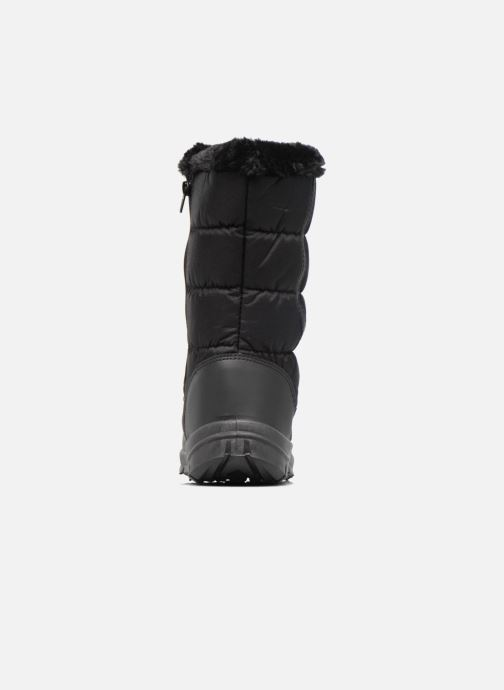 Zapatillas de deporte Kimberfeel Cleya Negro vista lateral derecha