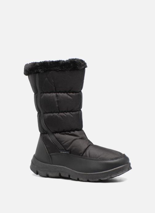 Zapatillas de deporte Kimberfeel Cleya Negro vista de detalle / par