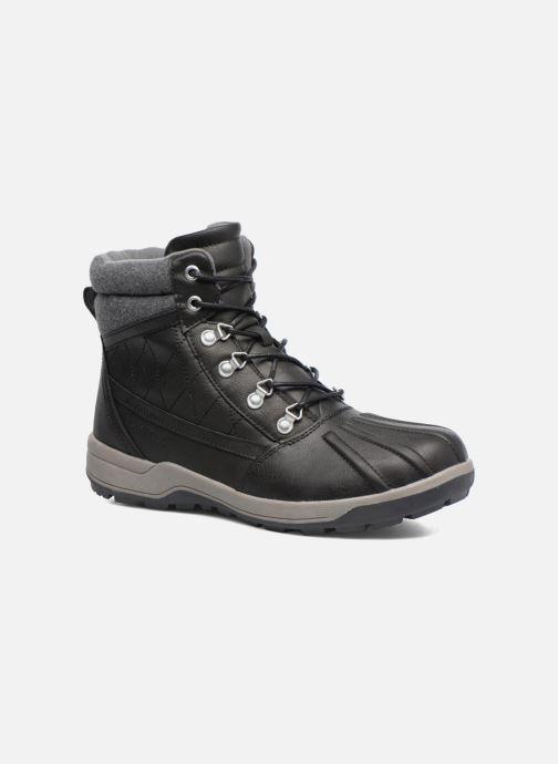Sport shoes Kimberfeel Alvaro Black detailed view/ Pair view