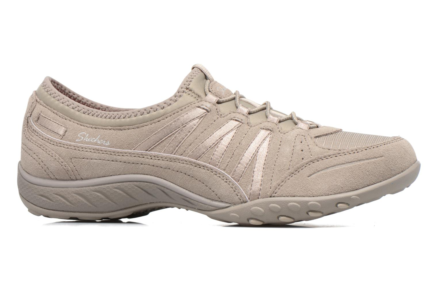Baskets Skechers Breathe-Easy - Moneybags Gris vue derrière