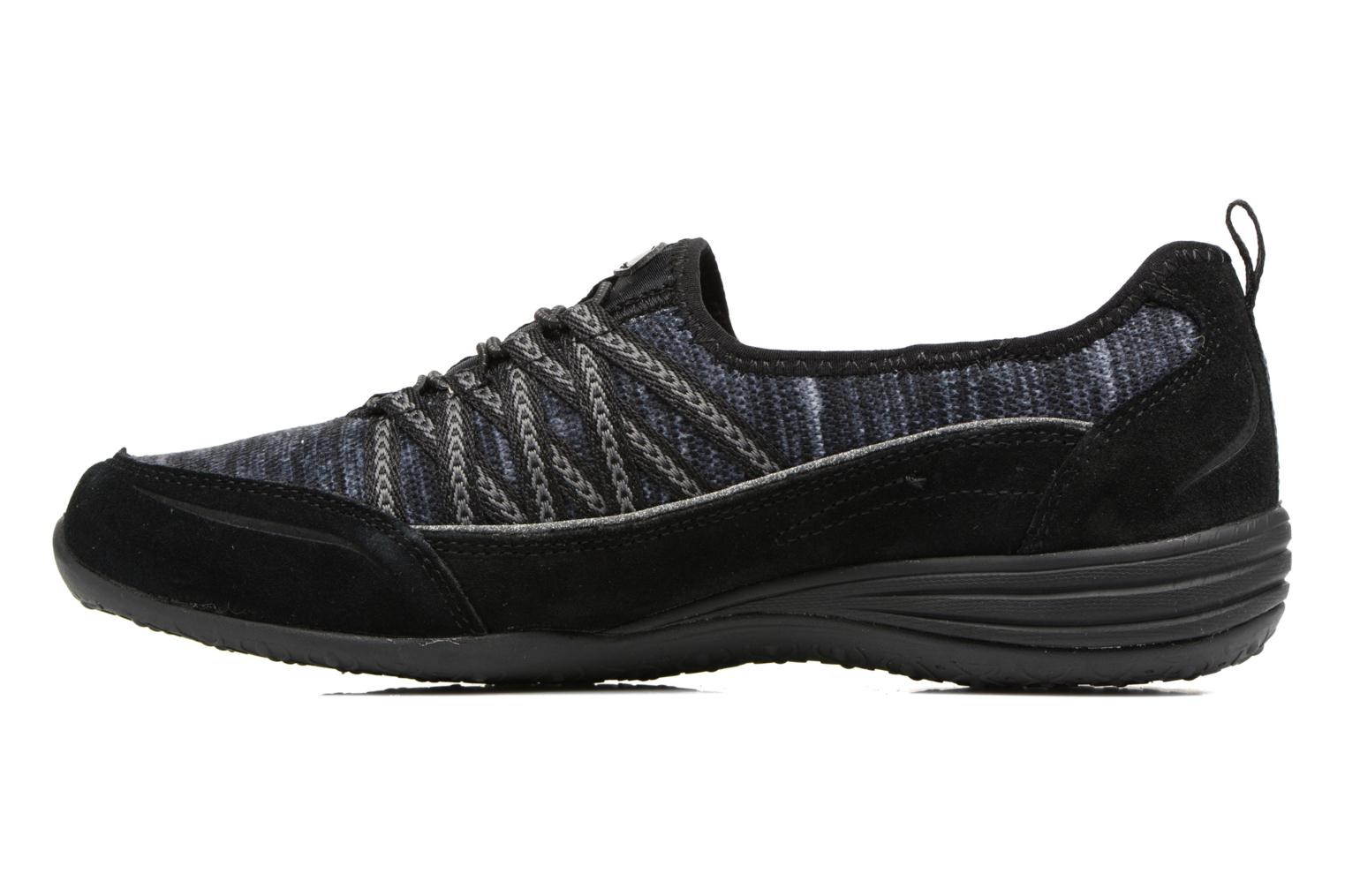 Trainers Skechers Unity Eternal Bliss Black front view