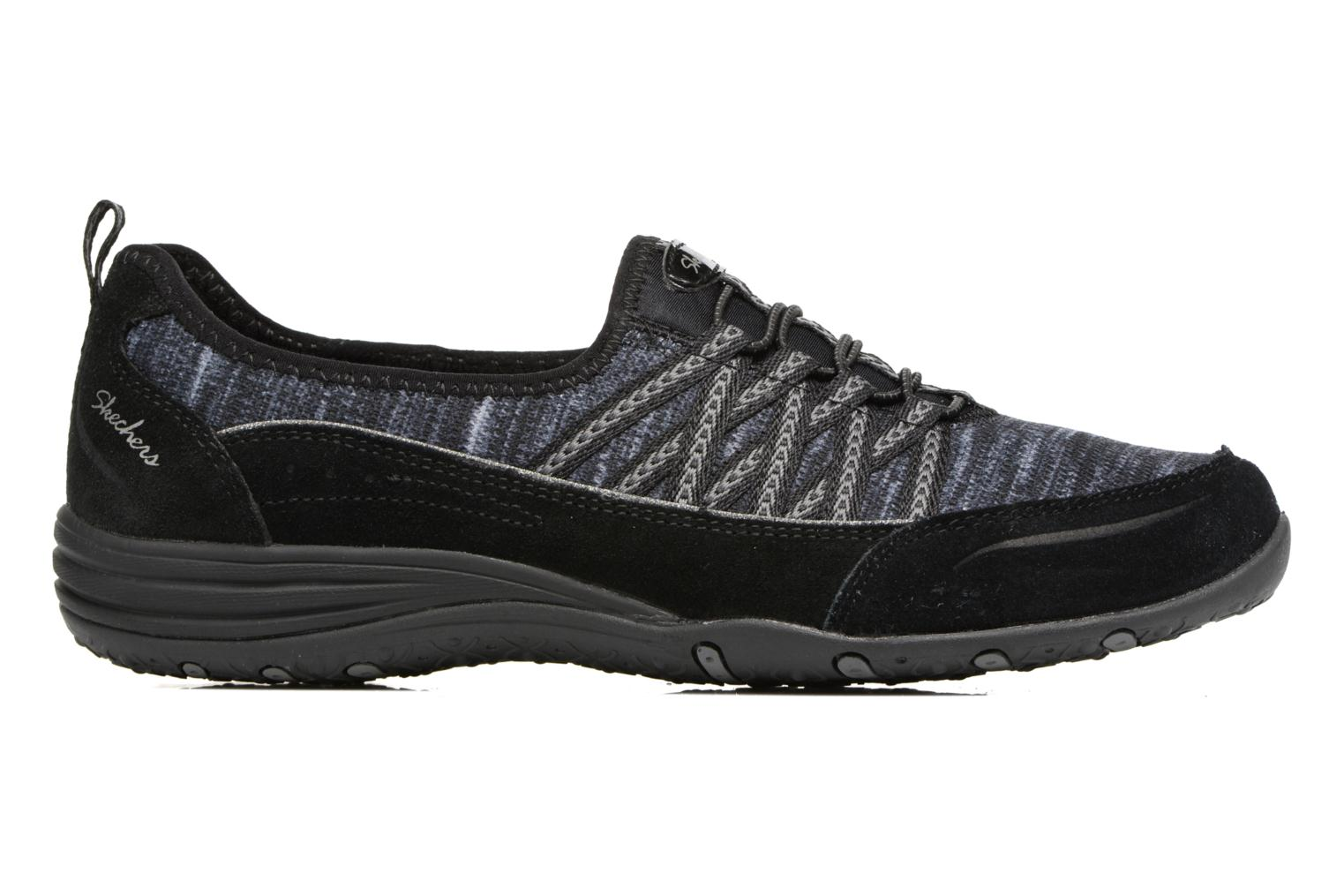 Trainers Skechers Unity Eternal Bliss Black back view