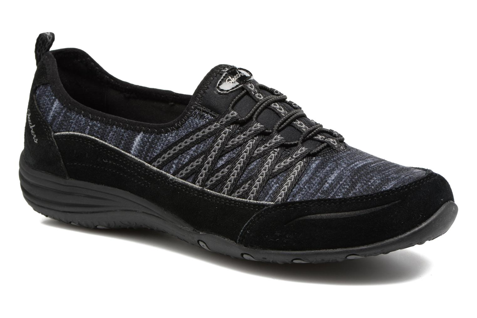 Trainers Skechers Unity Eternal Bliss Black detailed view/ Pair view