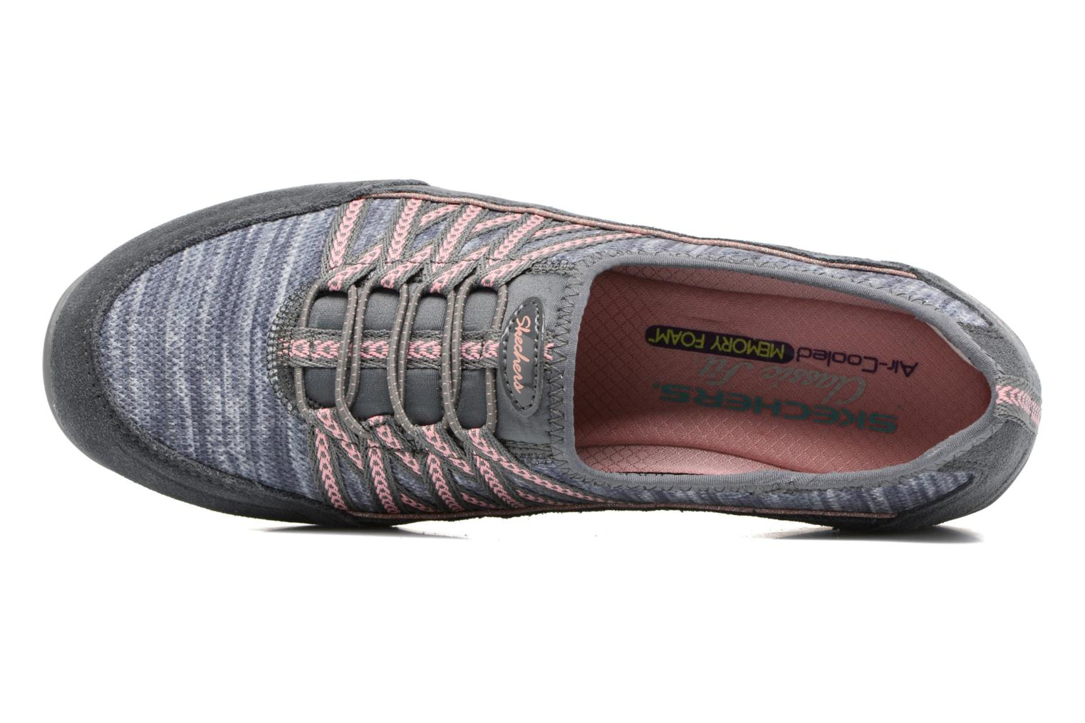 Sneakers Skechers Unity Eternal Bliss Grigio immagine sinistra