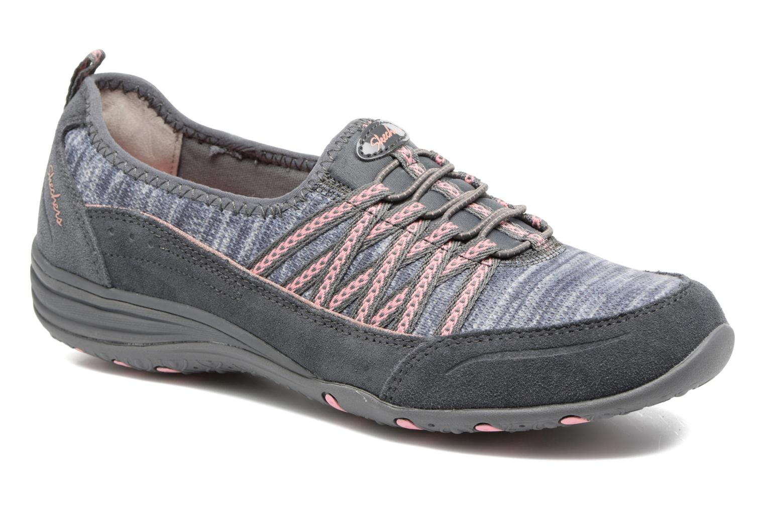 Trainers Skechers Unity Eternal Bliss Grey detailed view/ Pair view