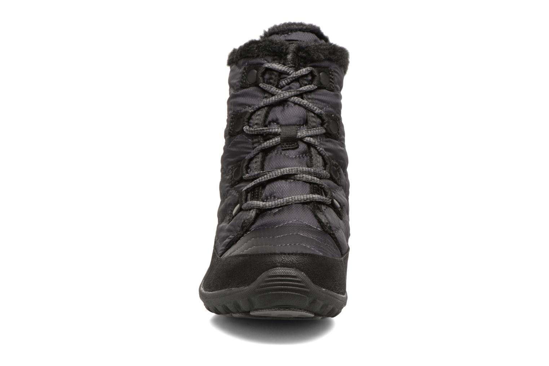 Ankle boots Skechers Reggae Fest Vector Black model view