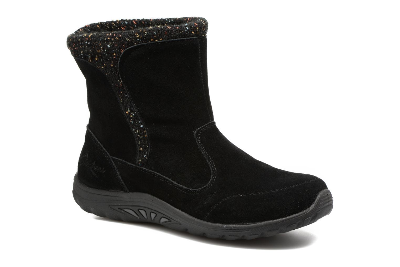 Bottines et boots Skechers Reggae Fest Folksy Noir vue détail/paire