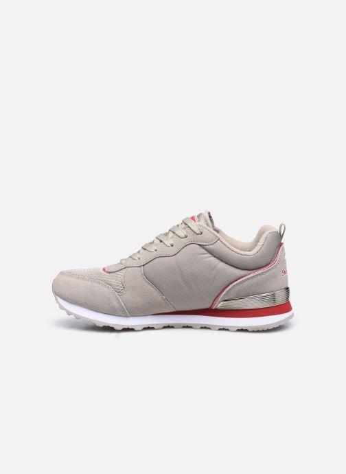 Sneaker Skechers OG 85 W grau ansicht von vorne