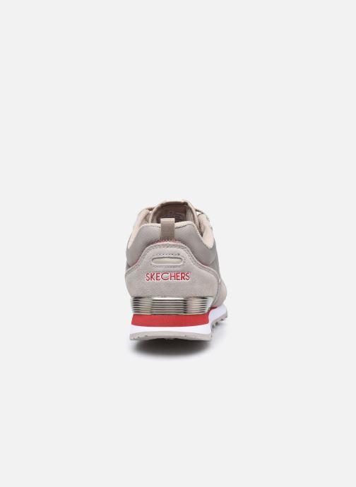 Sneaker Skechers OG 85 W grau ansicht von rechts