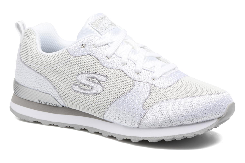 Deportivas Skechers OG 85 W Blanco vista de detalle / par