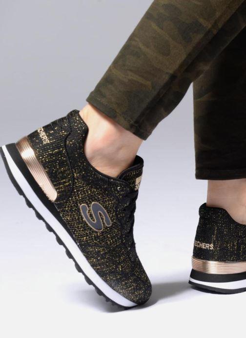 Sneakers Skechers OG 85 Low Flyers Zwart onder