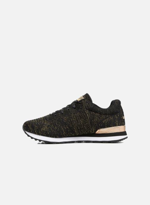Sneakers Skechers OG 85 Low Flyers Zwart voorkant