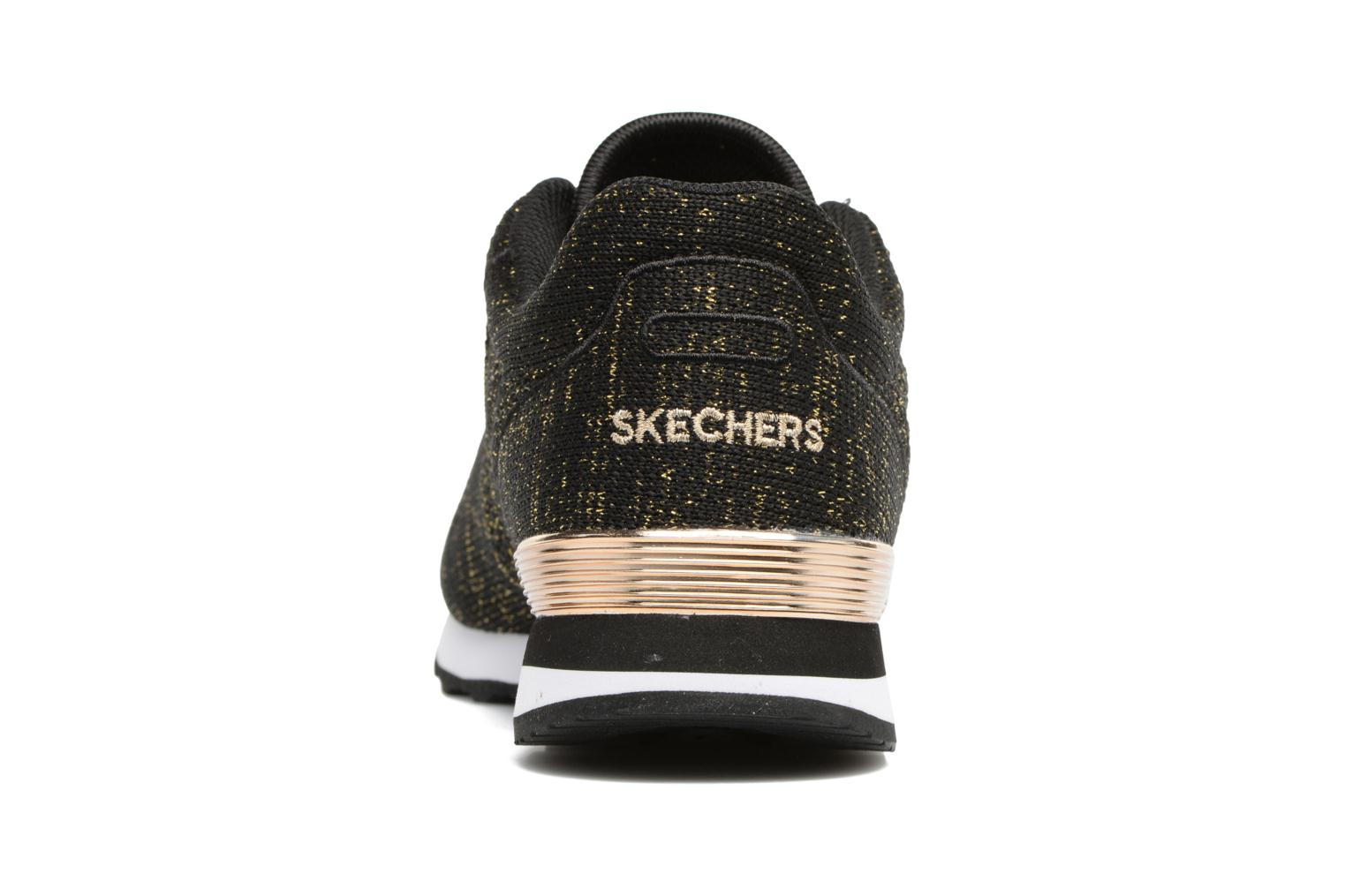 Sneakers Skechers OG 85 Low Flyers Nero immagine destra