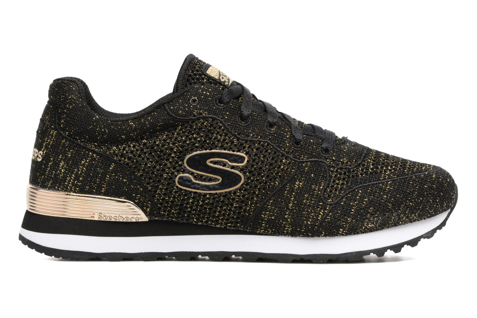 Trainers Skechers OG 85 Low Flyers Black back view