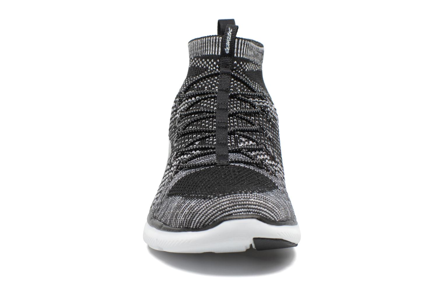 Sportschoenen Skechers Flex Appeal 2.0 Hourglass Zwart model