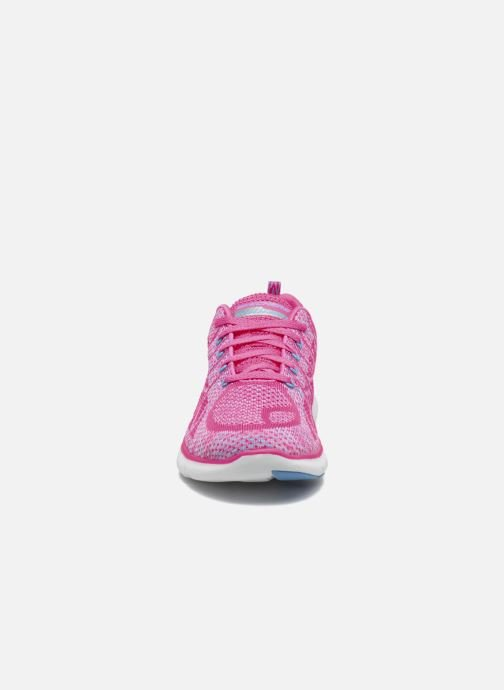 Sport shoes Skechers Flex Appeal 2.0 New Gem Pink model view