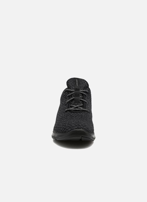 Zapatillas de deporte Skechers Flex Appeal 2.0 Bold Move Gris vista del modelo