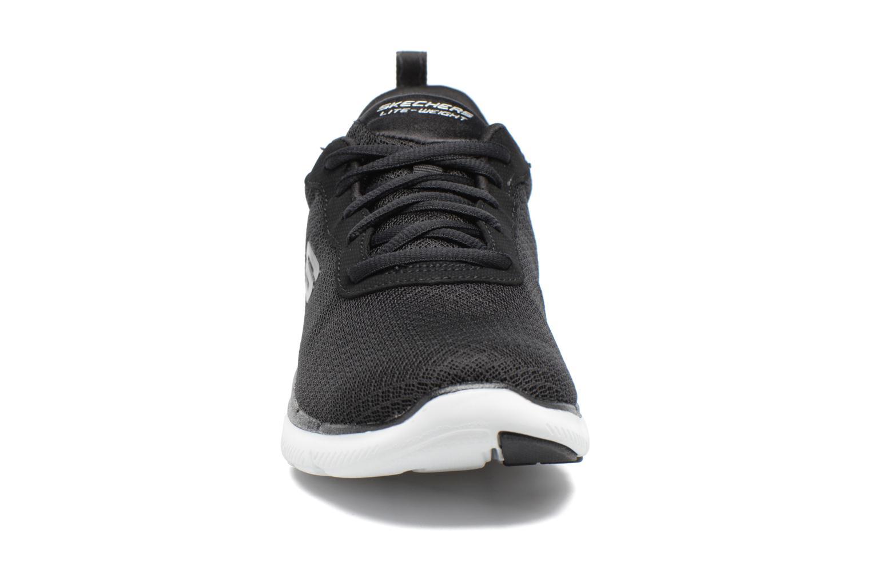 Zapatillas de deporte Skechers Flex Appeal 2.0 Newsmaker Negro vista del modelo