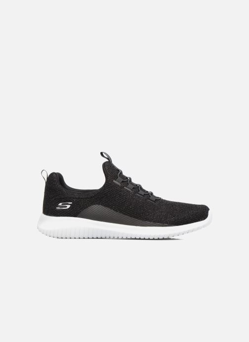 Sportschuhe Skechers Ultra Flex schwarz ansicht von hinten