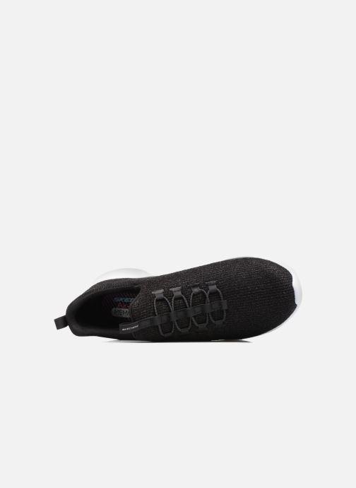 Sportschuhe Skechers Ultra Flex schwarz ansicht von links