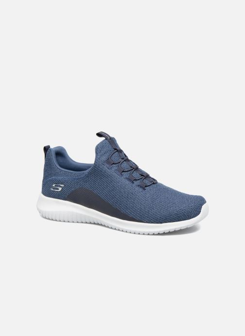 Zapatillas de deporte Skechers Ultra Flex Azul vista de detalle / par