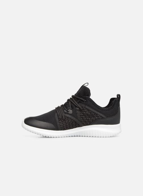 Sportschoenen Skechers Ultra Flex Zwart voorkant