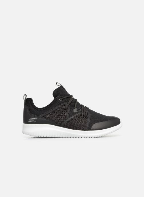 Sportschoenen Skechers Ultra Flex Zwart achterkant