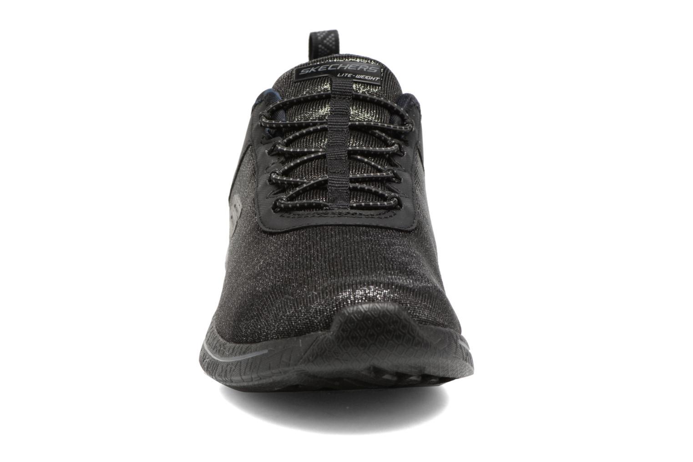 Sportssko Skechers Burst 2.0 Sunny Side Sort se skoene på