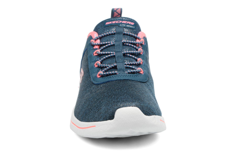 Zapatillas de deporte Skechers Burst 2.0 Sunny Side Azul vista del modelo