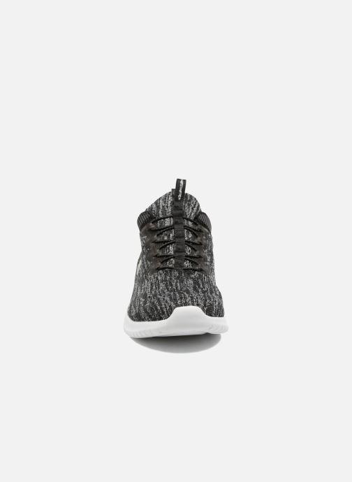 Sportskor Skechers Ultra Flex Bright Horizon Grå bild av skorna på