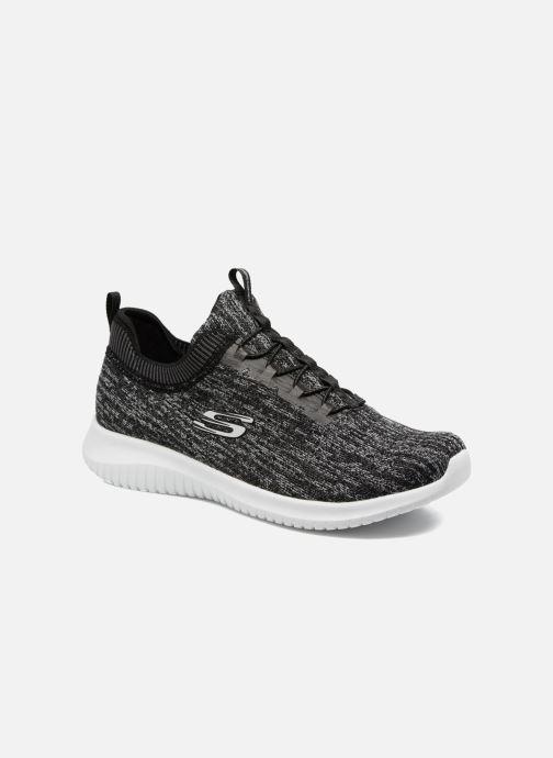 e2c9f425e2309 Sport shoes Skechers Ultra Flex Bright Horizon Grey detailed view/ Pair view