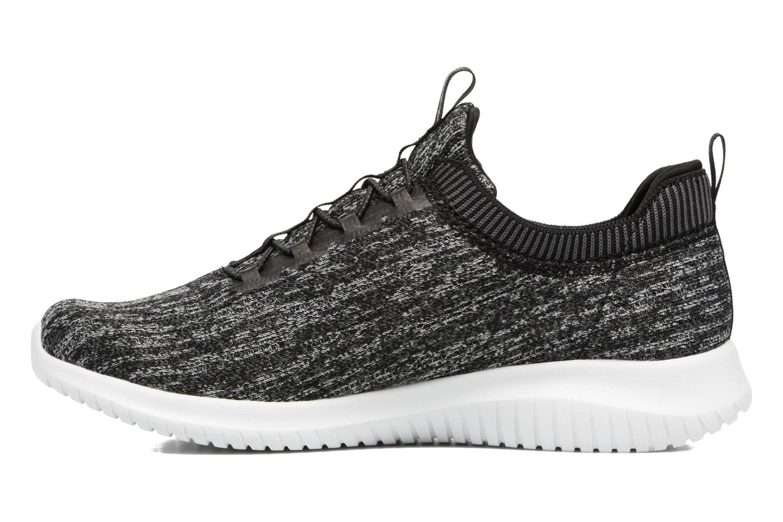Sport shoes Skechers Ultra Flex Bright Horizon Grey front view