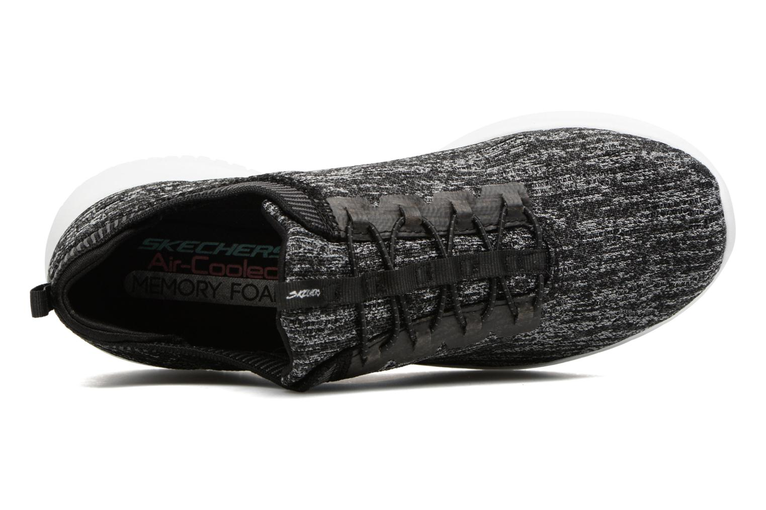 Sport shoes Skechers Ultra Flex Bright Horizon Grey view from the left