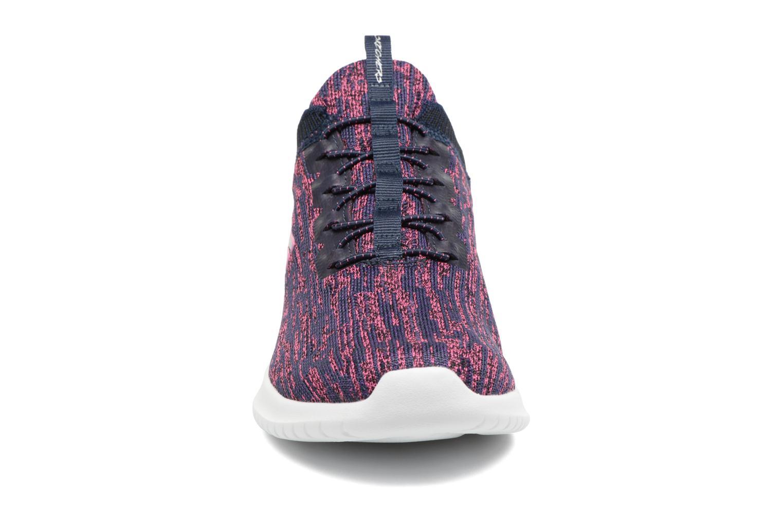 Zapatillas de deporte Skechers Ultra Flex Bright Horizon Azul vista del modelo