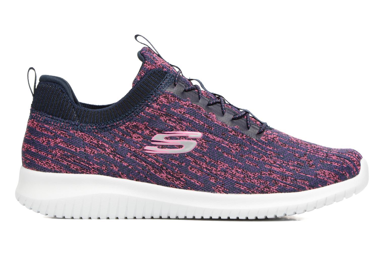 Zapatillas de deporte Skechers Ultra Flex Bright Horizon Azul vistra trasera