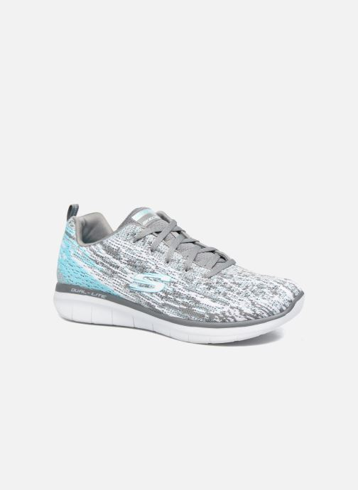 Skechers Synergy 2.0 High Spirits (Grey) Sport shoes chez
