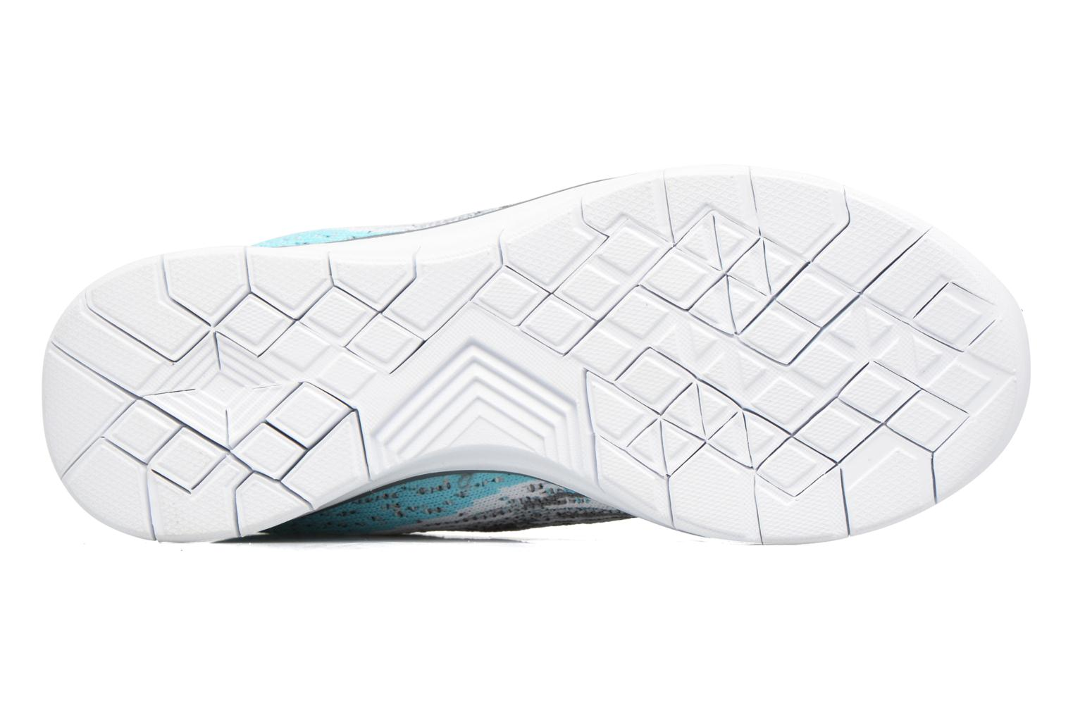 Sport shoes Skechers Synergy 2.0 High Spirits Grey view from above
