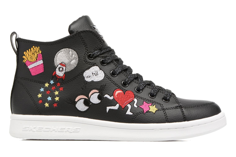 Sneakers Skechers Omne So L.A. Nero immagine posteriore