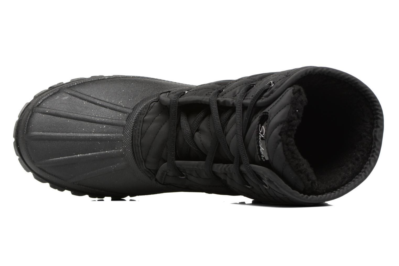 Chaussures de sport Skechers Windom dry spell Noir vue gauche