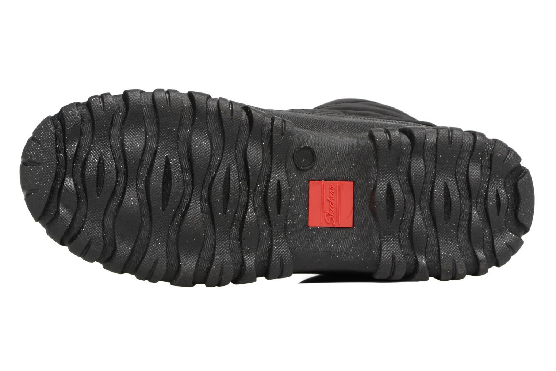 Chaussures de sport Skechers Windom dry spell Noir vue haut
