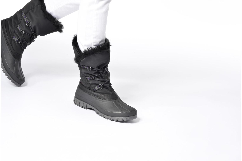Chaussures de sport Skechers Windom Ontario Noir vue bas / vue portée sac