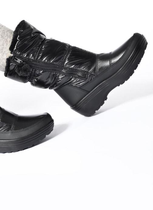 Skechers Damen Alaska Stiefel, Schwarz, 38 EU